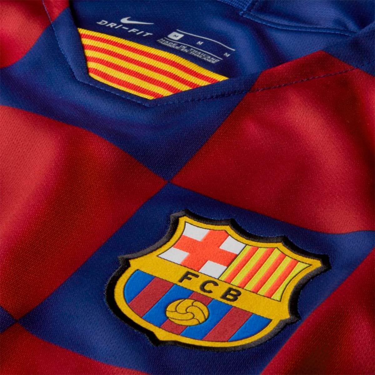 0dface33cc2 Camiseta FC Barcelona Breathe Stadium SS Primera Equipación 2019-2020 Deep  royal blue-Varsity maize