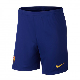 Pantaloncini  Nike FC Barcelona Breathe Stadium Pantaloncino Stagione  2019-2020 Deep royal blue-Varsity maize