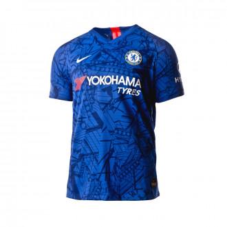 8c46f8f1b Jersey Nike Chelsea FC Vapor Match SS 2019-2020 Home Rush blue-White