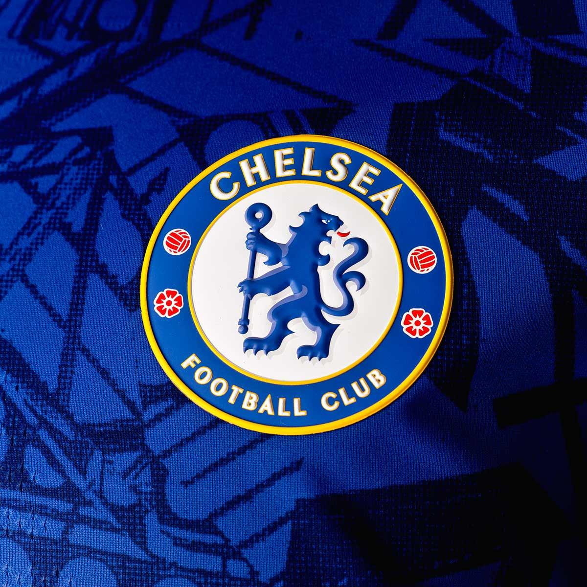 wholesale dealer 202e5 e7df3 Camiseta Chelsea FC Vapor Match SS Primera Equipación 2019-2020 Rush  blue-White