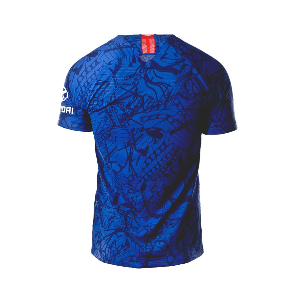 wholesale dealer a7b9f d9dc2 Camiseta Chelsea FC Vapor Match SS Primera Equipación 2019-2020 Rush  blue-White