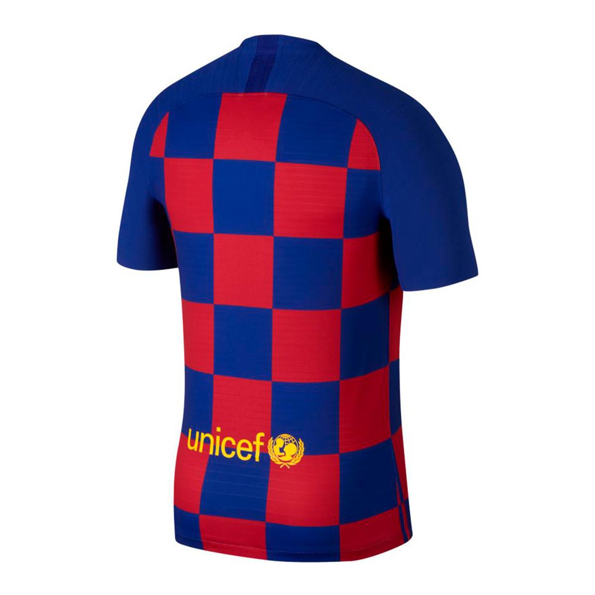 Camiseta Nike FC Barcelona Vapor Match SS Primera Equipación 2019 2020