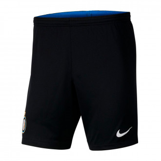Pantaloncini Nike Inter  Breathe Stadium Pantaloncino 2019-2020 Black-White