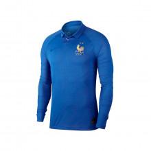 Camiseta Nike Selección Francia Vapor Match LS CEN 2018 2019