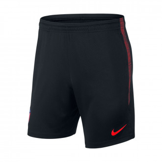 Short  Nike Atlético de Madrid Dry Strike KZ 2019-2020 Black-Challenge red