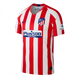 Maillot  Nike Atlético de Madrid Breathe Stadium SS Primera Equipación 2019-2020 Sport red-White-Deep royal blue