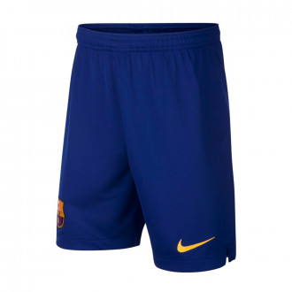 Shorts  Nike FC Barcelona Breathe Stadium Primera Equipación 2019-2020 Niño Deep royal blue-Varsity maize