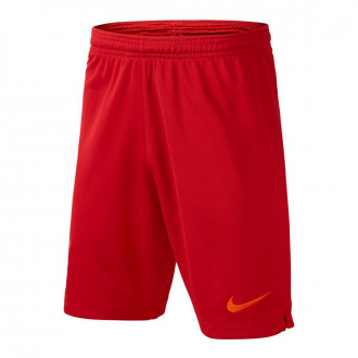 Shorts  Nike Galatasaray SK Breathe Stadium Primera/Segunda Equipación 2019-2020 Niño Pepper red-Vivid orange