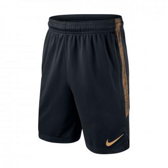 Calções  Nike Inter Milán Dry Strike KZ 2019-2020 Crianças Black-Truly gold