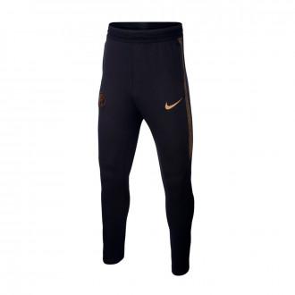 b6320163862 Long pants Nike Inter Milán Dry Strike KP 2019-2020 Niño Black-Truly gold