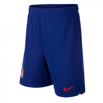 Short  Nike Atlético de Madrid Breathe Stadium Primera/Segunda/Tercera Equipación 2019-2020 enfant Deep royal blue-Sport red