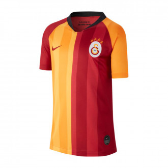 Jersey  Nike Galatasaray SK Breathe Stadium SS Primera Equipación 2019-2020 Niño Pepper red