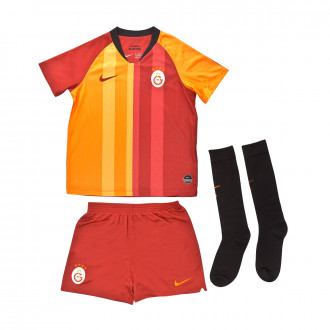 Kit  Nike Galatasaray SK Breathe Primera Equipación 2019-2020 Niño Pepper red-Vivid orange