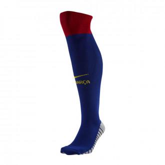 Football Socks  Nike FC Barcelona Stadium OTC Primera Equipación 2019-2020 Deep royal blue-Noble red-Varsity maize