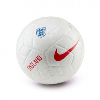 Bola de Futebol  Nike Seleccion Inglaterra Strike 2018-2019 White-Phantom-Challenge red