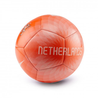 Ballon  Nike Selection Pays Bas Pitch 2018-2019 Team orange-Safety orange-Orange quartz