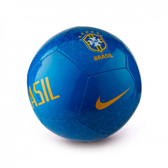 Ball  Nike Selección Brasil Pitch 2018-2019 Soar-Gym blue-Midwest gold