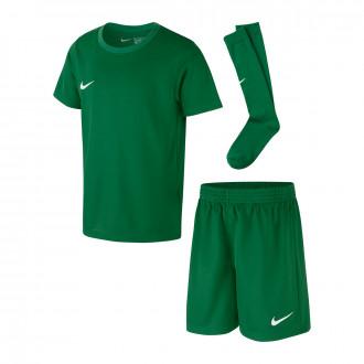 Conjunto  Nike Dry Park Crianças Pine green-White