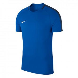 Camiseta  Nike Academy 18 Training m/c Niño Royal blue-Obsidian-White