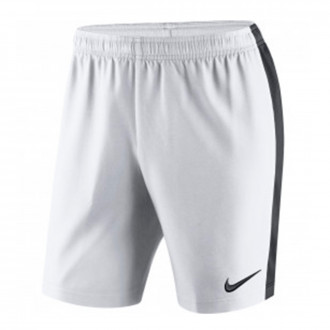 Short  Nike Venom Woven Niño White-Black