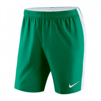 Short  Nike Venom Woven enfant Pine green-White