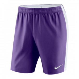 Short  Nike Venom Woven Court purple-White