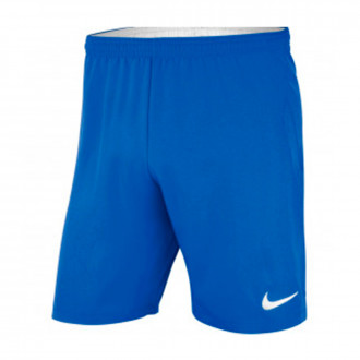 Short  Nike Laser IV Woven enfant Royal blue-White