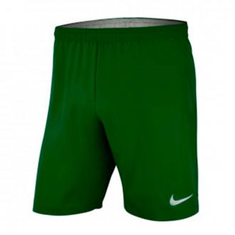 Pantalón corto  Nike Laser IV Woven Niño Pine green-White