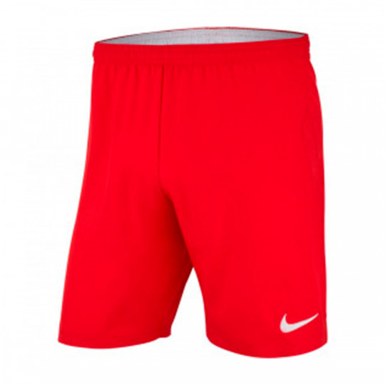 368d428eb Shorts Nike Laser IV Woven University red-White - Football store Fútbol  Emotion