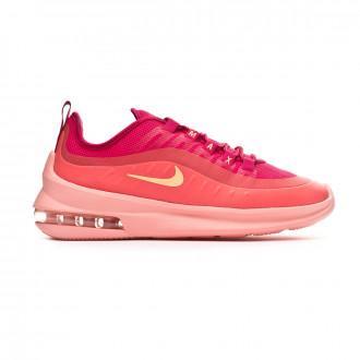 Zapatilla Nike Air Max Axis Mujer Rush pink-Melon tint-Bleached coral