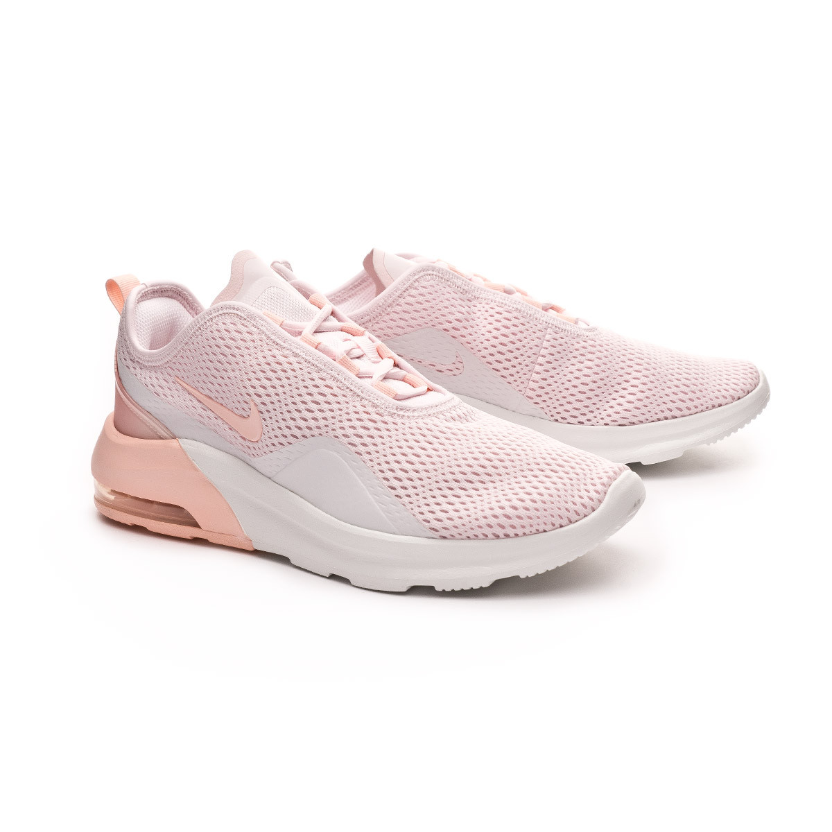 e4c100222f Trainers Nike Air Max Motion 2 Pale pink-Washed coral-Pale ivory - Tienda  de fútbol Fútbol Emotion