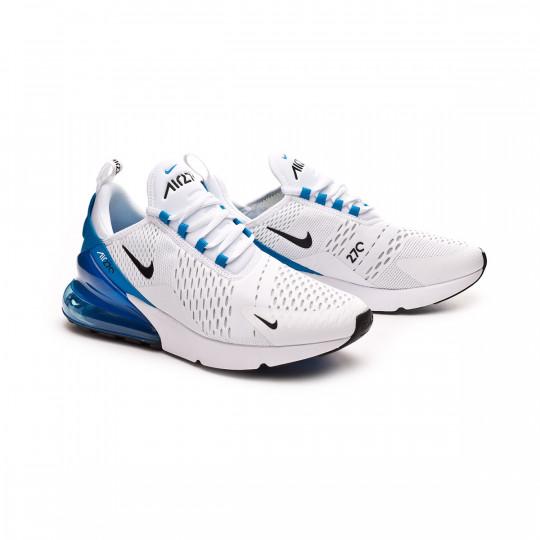 Nike Air Max 270 whiteblackphoto bluepure platinum au