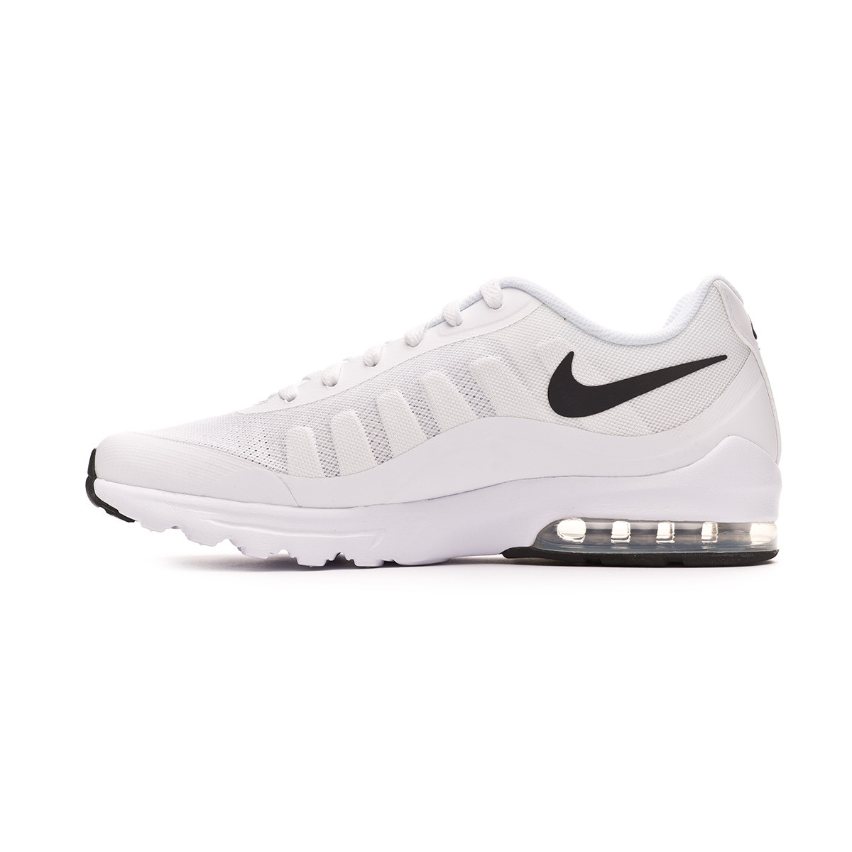 fc6dc609f5 Trainers Nike Air Max Invigor White-Black - Tienda de fútbol Fútbol Emotion