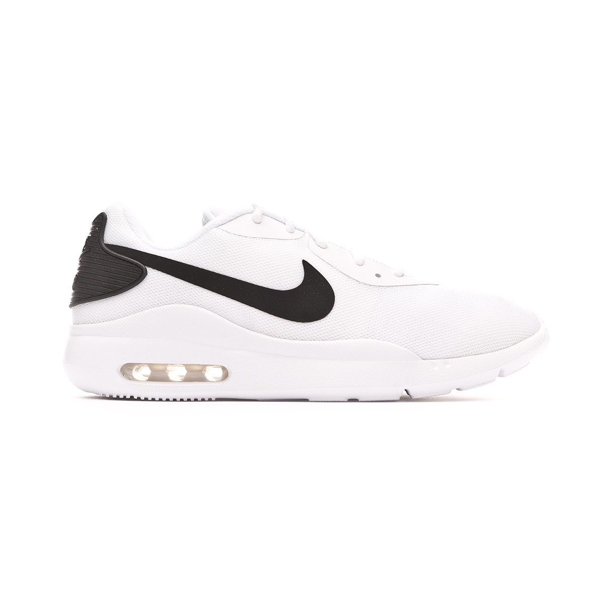 Thanksgiving Nike Air Max Oketo. zapatillas Negro Piel | 69727