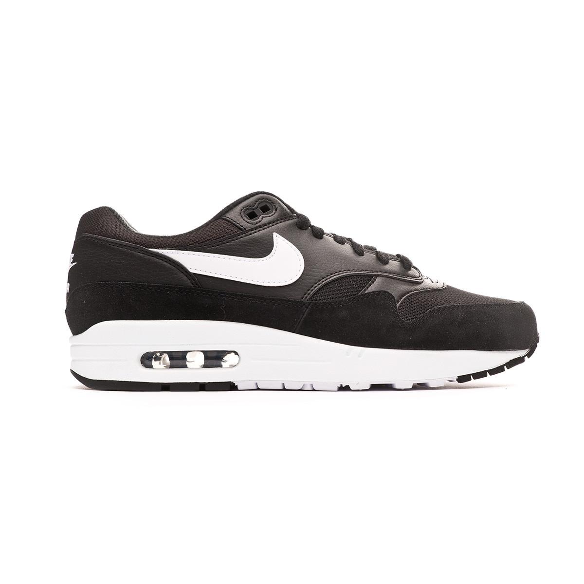 019caa9fd2 Trainers Nike Air Max 1 Black-White - Football store Fútbol Emotion