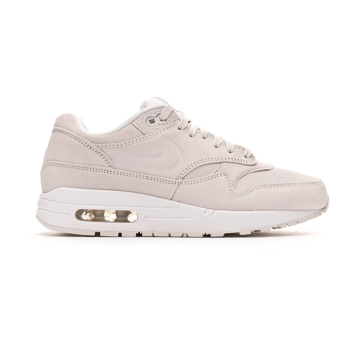 uk availability 0234a 668fa Trainers Nike Air Max 1 Premium Mujer Summit White - Tienda de fútbol  Fútbol Emotion