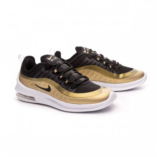Trainers Nike Air Max Axis Black Metallic gold star