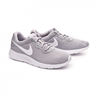 best loved 315a6 78d1a Trainers Nike Tanjun Wolf grey-White