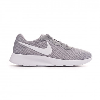 Trainers  Nike Tanjun Wolf grey-White