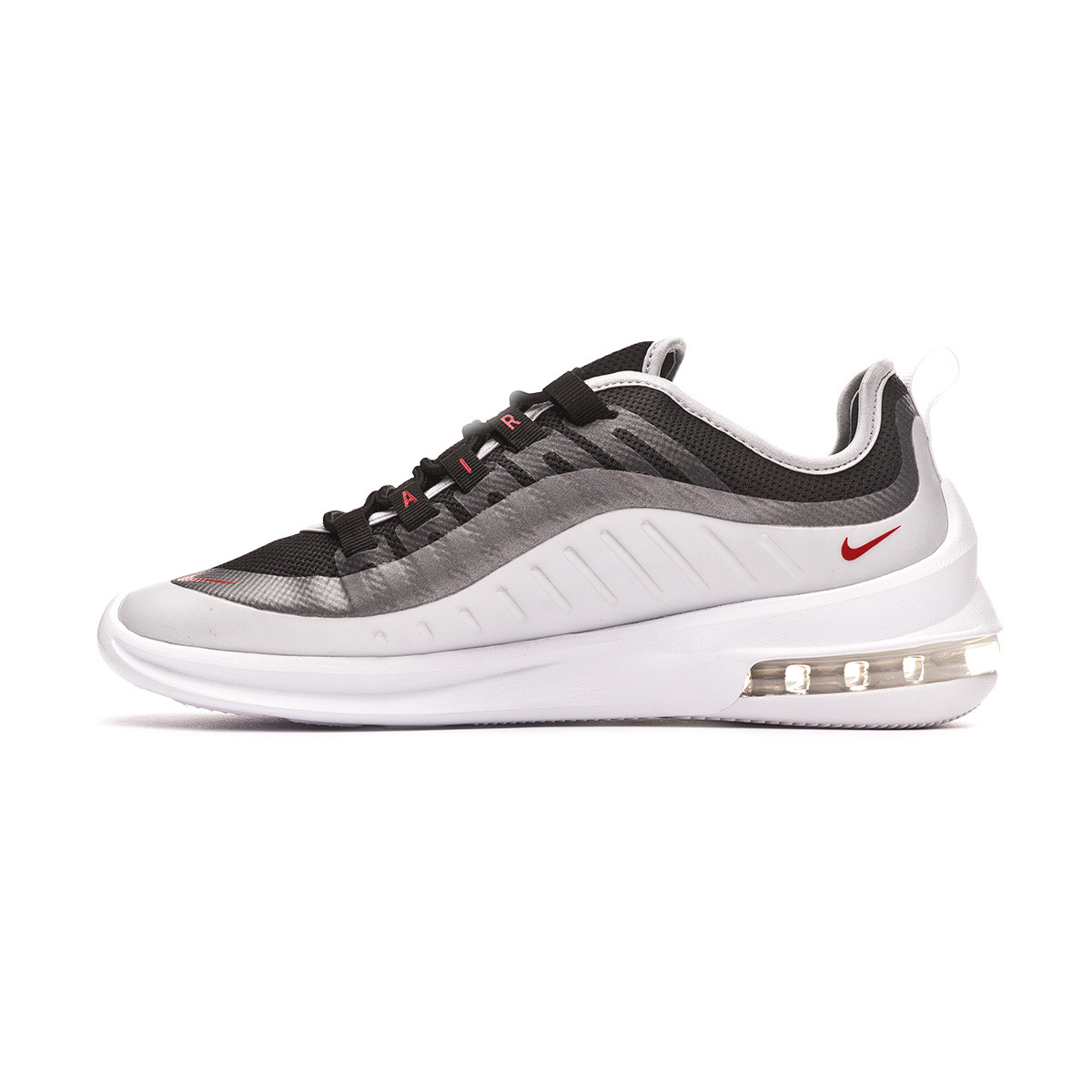 online store 5f4ff 344ca Trainers Nike Air Max Axis Black-Sport red-Metallic platinum-White -  Football store Fútbol Emotion