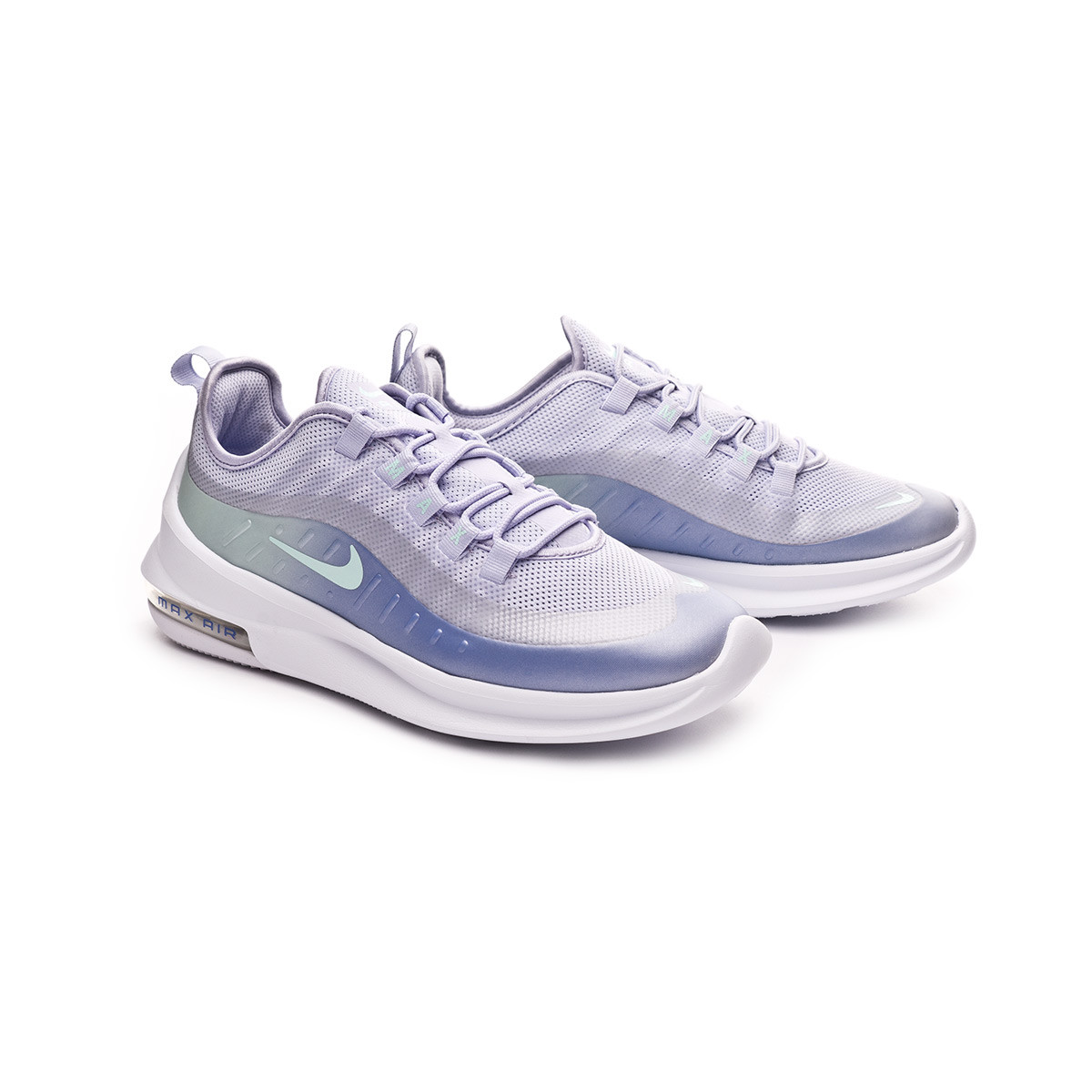 53b35181feb6 Trainers Nike Air Max Axis Premium Mujer Oxigen purple-Teal tint ...