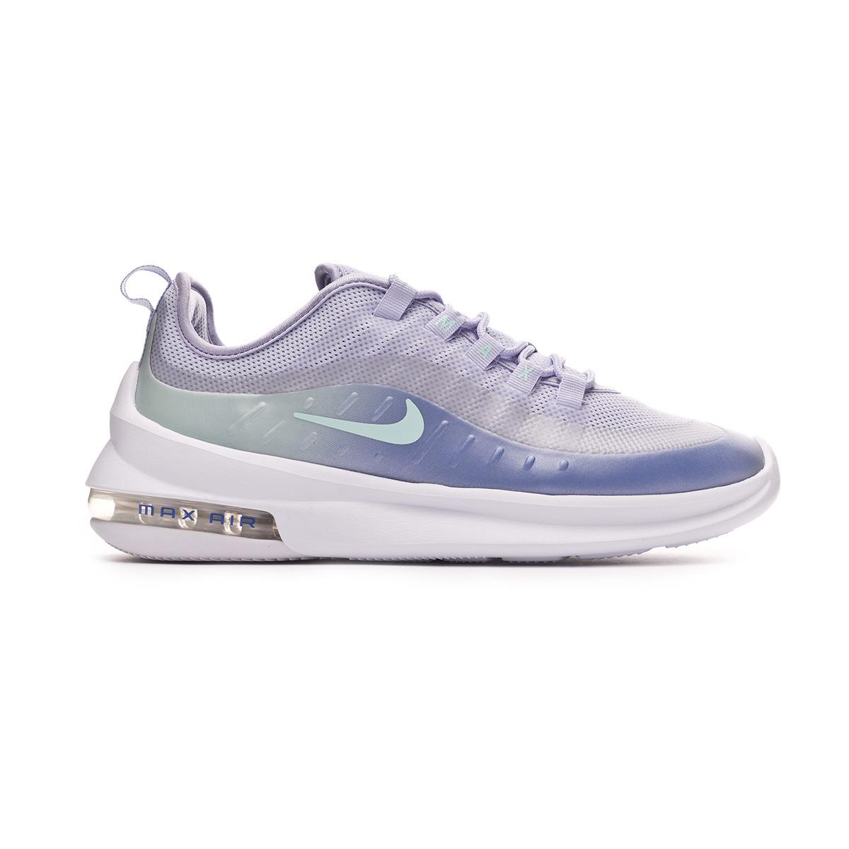 70e45b059a6c1 Trainers Nike Air Max Axis Premium Mujer Oxigen purple-Teal  tint-Sapphire-White - Tienda de fútbol Fútbol Emotion