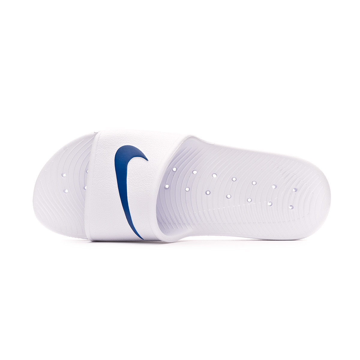 1e7526589 Flip-flops Nike Kawa Shower White-Blue moon - Football store Fútbol Emotion