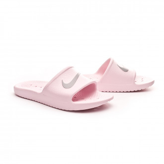 Chinelos  Nike Kawa Shower Sandal Mujer Artic pink-Atmosphere grey