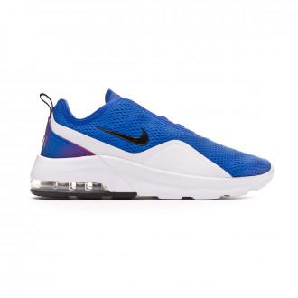Trainers Nike Air Max Motion 2 Race blue-Black-Laser fuchsia-White