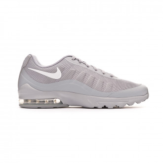 Zapatilla Nike Air Max Invigor Wolf grey-White