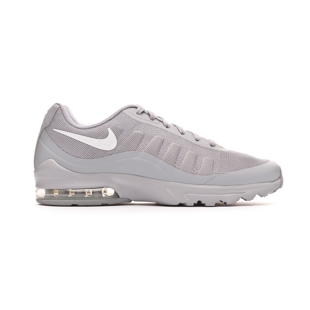 Baskets Nike Air Max Invigor White Black Tienda de fútbol