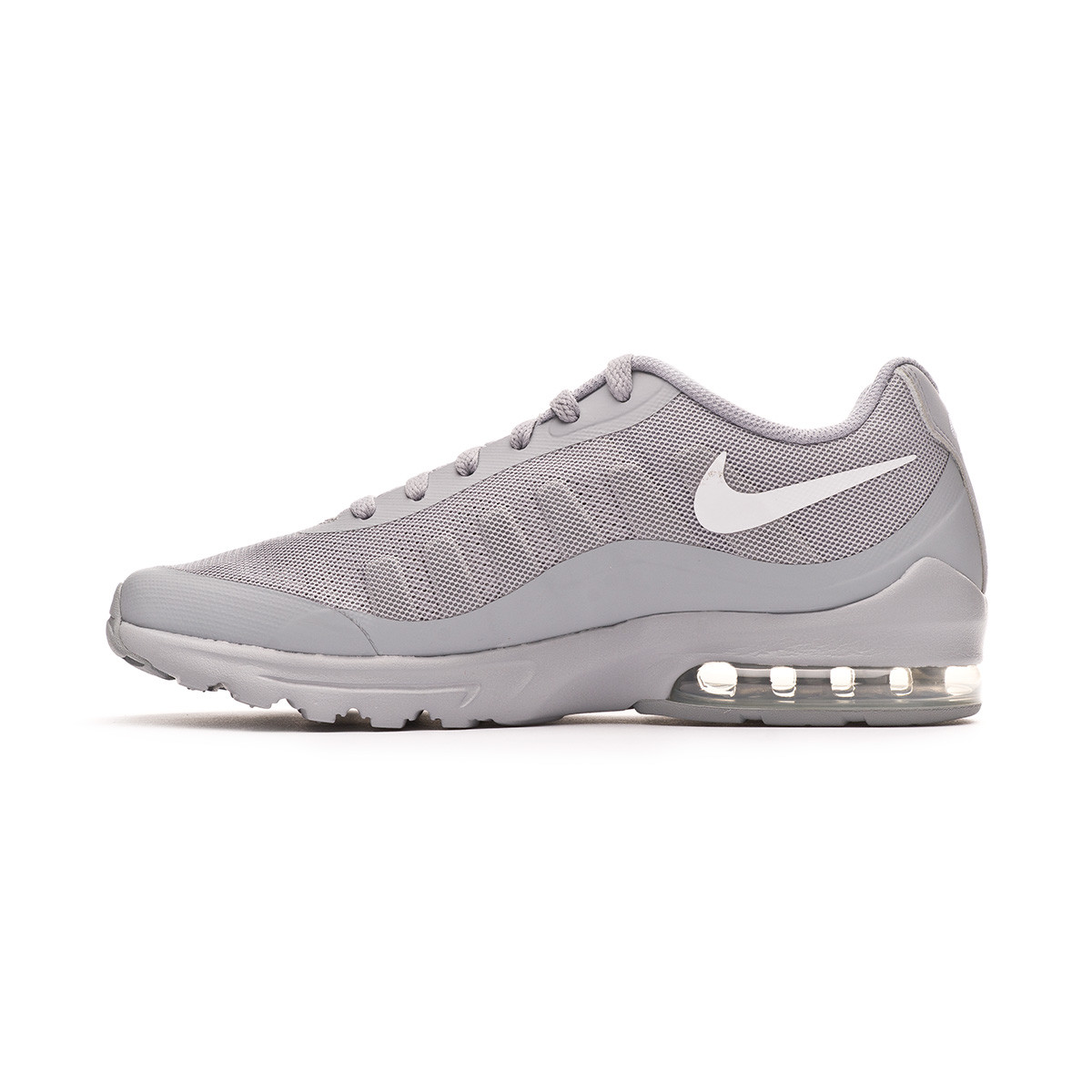 competitive price e4e2a f23fc Trainers Nike Air Max Invigor Wolf grey-White - Football store Fútbol  Emotion