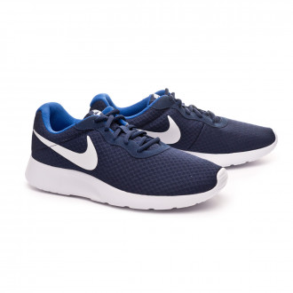 Sapatilha  Nike Tanjun Midnight navy-White-Game royal