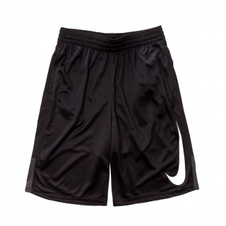 Calções  Nike Dry Basketball Niño Black-Anthracite-White